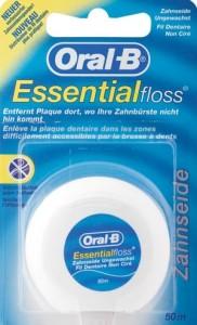 Zahnseide Oral-B Verpackung
