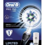 Braun Oral-B Pro 750 Limited Edition