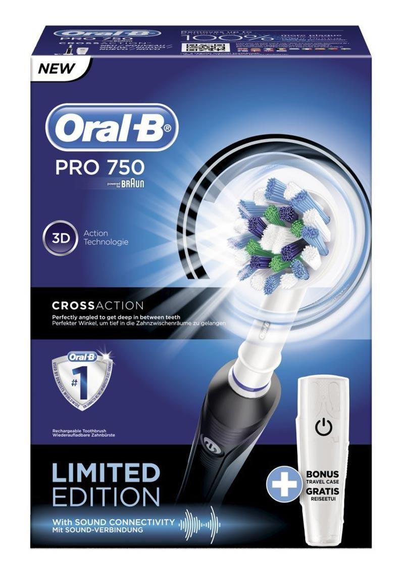 Braun Oral-B Pro 750 im Test  Zahnbürsten im Vergleichstest fc0d5e68a415e