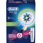 Braun Oral-B Pro 750 Verpackung